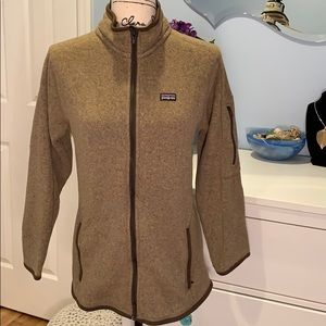 Patagonia Better Sweater Full Zip Fleece Jacket